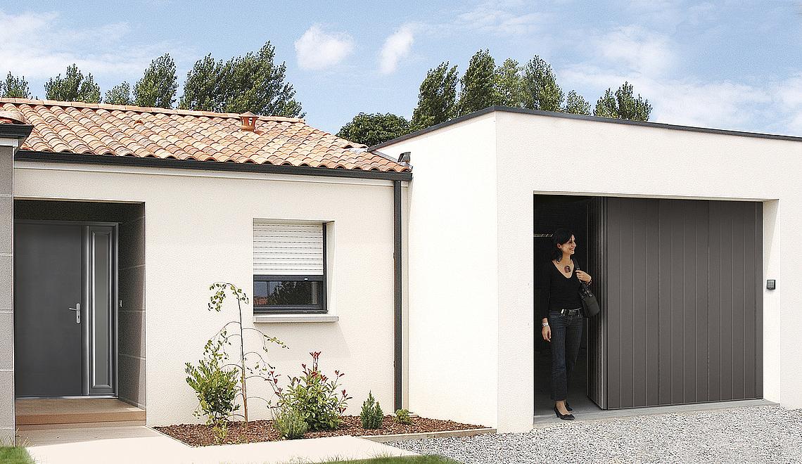 Services d'accès aux batiments et portes de garages